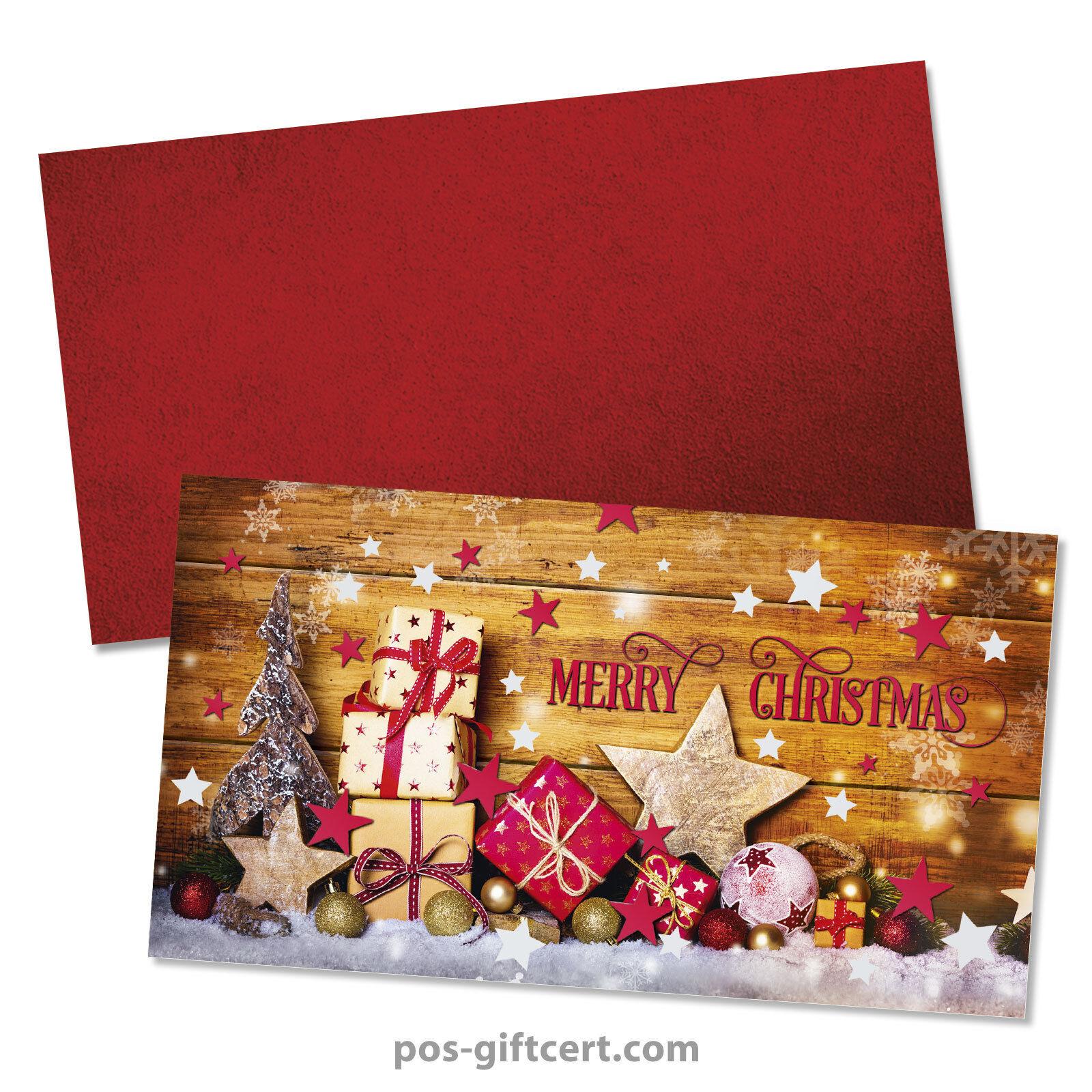 Veneno cupones + Envelopes for Christmas x296gb