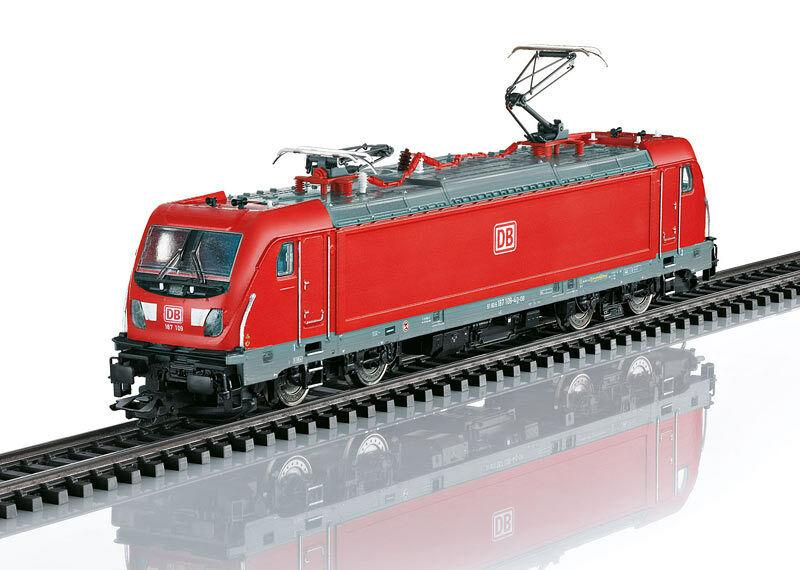 Trix 22278 elektrolokomotive br 187.1 de la DB AG productos nuevos en su embalaje original