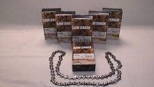 "24"" Chain Saw chain..3/8 x .050 x 84  drive links.Fits Husky,Stihl Saws. 6-pack"