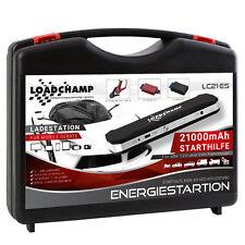 "LOADCHAMP 850A 21000mAh ENERGIESTATION MOBILE AUTO STARTHILFE POWERBANK GERÃ""T"