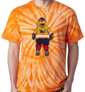 Image is loading Tie-Dye-Gritty-Philadelphia-Flyers-Mascot-Claude-Giroux- 8dea42ba1