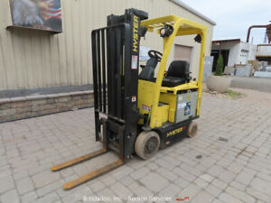 2014-Hyster-E30XN-3-000lbs-Electric-Warehouse-Industrial-Forklift-bidadoo
