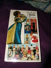 The World of Barbie Collecting Mattel 1993 VHS Cassette Video SEALED IN SHRINK