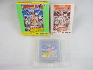 TAKAHASHI-MEIJIN-ADVENTURE-ISLAND-II-2-Item-Ref-bbc-Game-Boy-Nintendo-Japan-gb