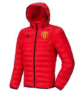 adidas Men's Manchester United SSP Black Crew Neck