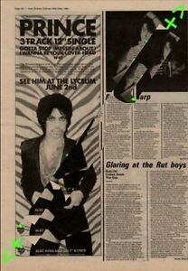 Prince-Gotta-Stop-Messin-039-About-Advert-NME-Cutting-1981