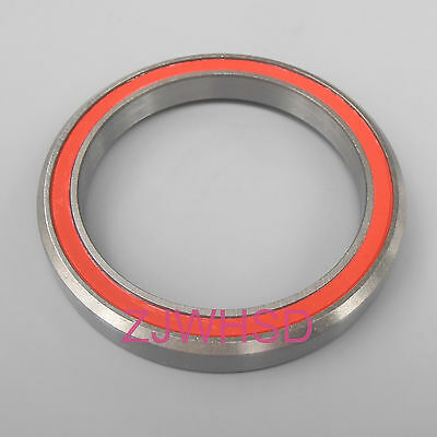 """40 x 52 x 8mm 45°x45° 2RS Taper ACB Angular Contact Bearing for 1-1/2"""" Headset"""