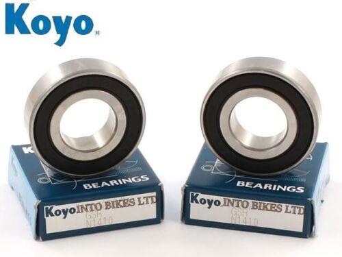 Rear Wheel Bearings KOYO OEM Honda XL 650 V Transalp RD11B 2006-2007