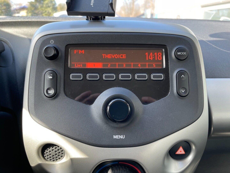 Toyota Aygo 1,0 VVT-i x - billede 13