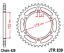 YAMAHA-WR125-2009-2015-JT-HEAVY-DUTY-DRIVE-CHAIN-amp-FRONT-REAR-SPROCKET-SET thumbnail 3