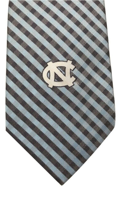 North Carolina Tar Heels Tie Tar Heels Neckties Mens Football Neck Ties NWT