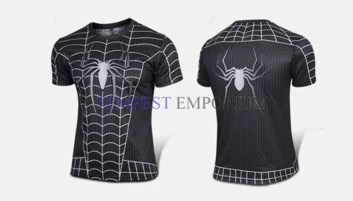 Avengers Spiderman Transformers Batman Superman T Shirt Selection Cosplay
