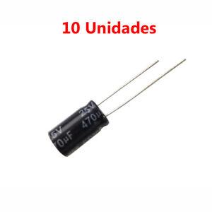 10X-Condensador-Electrolitico-Polarizado-470uF-25V-16x8mm