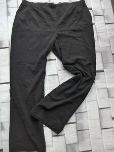 Sheego-Hose-Schlupfhose-Pumphose-Groesse-40-bis-52-schwarz-Gummizug-336-211