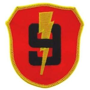 EagleEmblems-PM0575-Patch-USMC-09TH-Mar-Rgt-3-25-039-039