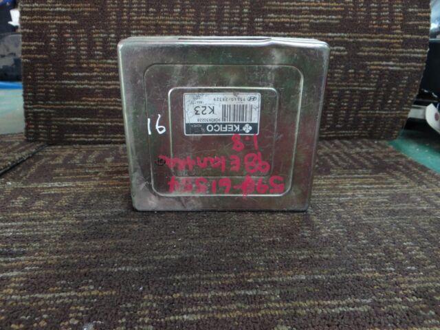 1998 Hyundai Elantra tcm transmission computer module 95440-28329