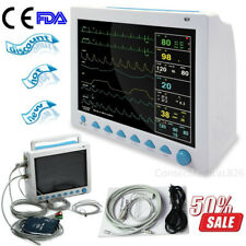 US seller ICU Patient Monitor 12.1 Inch Vital Signs Monitor 6 Parameters,CE&FDA