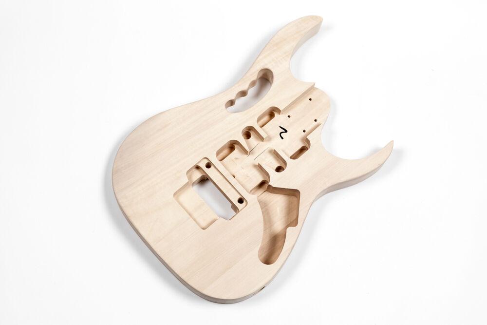 Cuerpo guitarra eléctrica JEM tilo - JEM Basswood electric guitar body