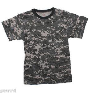 T-Shirt-Mens-Subdued-Urban-Digital-Camouflage-City-camo
