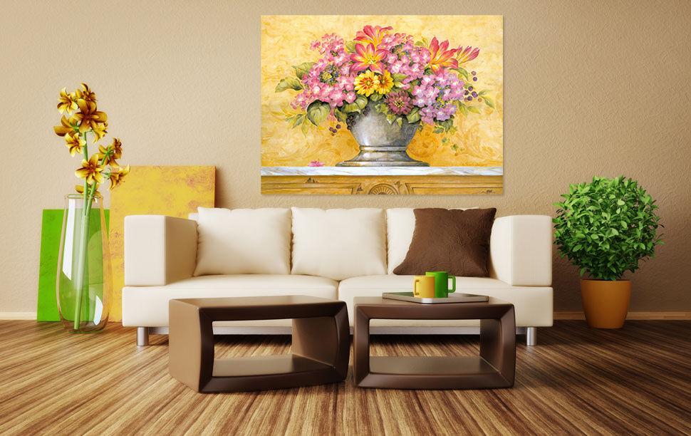 3D Goldene Wand Farbe Blaumen 80 Fototapeten Wandbild BildTapete AJSTORE DE Lemon