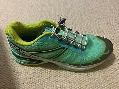 Salomon Damen Wings Pro 2 Trail Runner(LuciteGreenbubble Blue) EU 42,23 | eBay