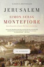 Jerusalem : The Biography by Simon Sebag Montefiore (2012, Paperback)