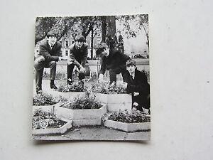 THE-BEATLES-original-1963GB-ESTRELLA-Foto-Fotografia-Tarjeta-Postal-6-3cm-x