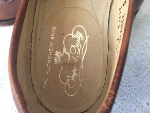 on in Shoes 9 Florsheim 5 D Mocassini Sz Dress Quality Slip uomo Imperial pelle da 8TvSdwq1
