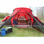 Large-Outdoor-Camping-Tent-10-Person-3-Room-Cabin-Screen-Porch-Waterproof-Red thumbnail 5