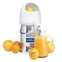 Sunkist J2 Commercial Citrus Juicer J-2 220v Export