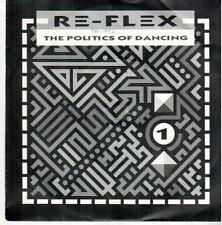 "1091-05  7"" Single: Re-Flex - The Politics Of Dancing"