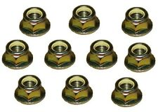 Land Rover Discovery 2 Set Of 10 Track Rod End Nuts Part# ANR1000