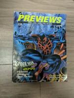 Previews Comics, Games, Trading cards and More! July 1992 Issue Winnipeg Manitoba Preview