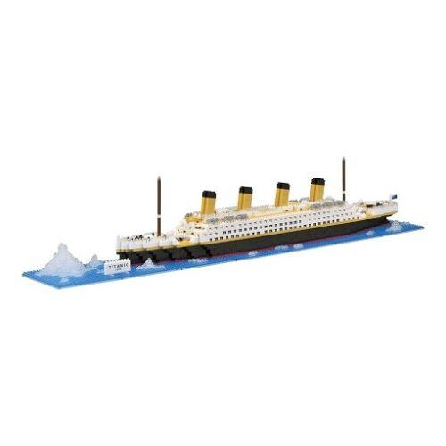 KAWADA Japan nanoblock Real Hobby series Titanic NB-021 F//S