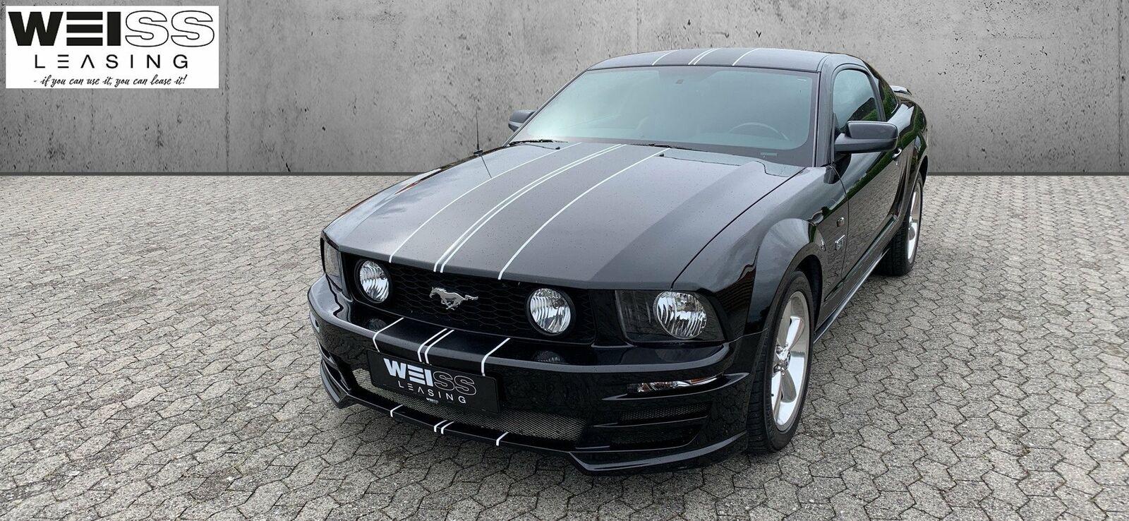 Ford Mustang 4,6 GT Coupé aut. 2d - 319.000 kr.