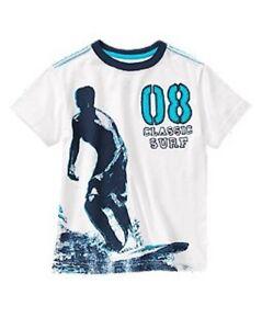 Gymboree Snowboard Legend Champ Tee Shirt Top Boys 3 3T Twins NEW NWT
