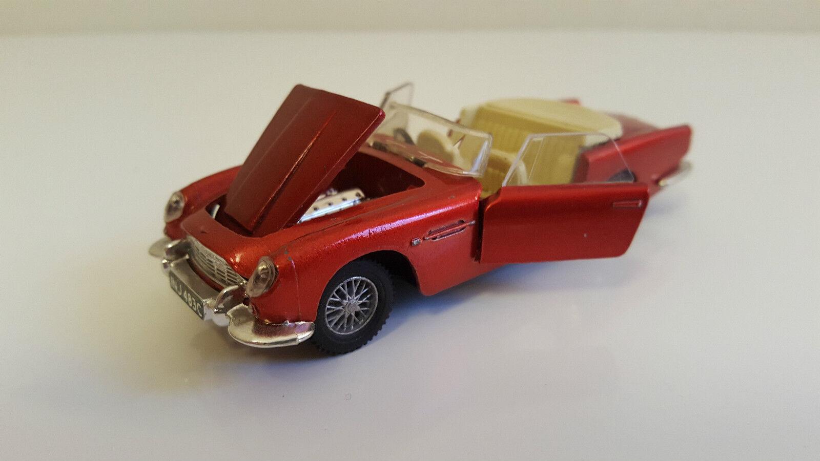 Dinky Toys 110 Aston Martin DB5 intérieur beige (Originale, pas Atlas)   Produits De Qualité