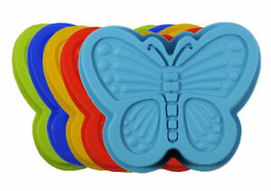 Butterfly 6 Inch Singles Silicone Pan - NEW - Choose the color you want!