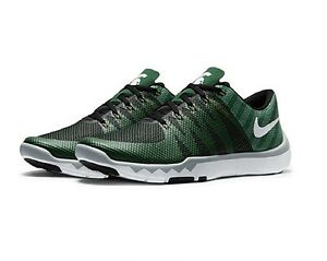 the best attitude 41acb 5a4a6 Image is loading Michigan-State-Nike-Free-Trainer-5-0-V6-