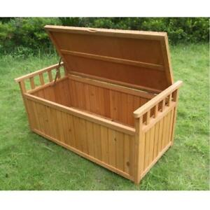 Strange Details About 2 Seater Storage Bench For Outdoor Garden Wooden Organiser Seat Benches With Lid Gamerscity Chair Design For Home Gamerscityorg