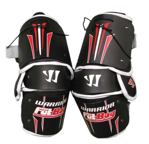 Brand New Warrior Fatboy lacrosse elbow guards mens XL Sr box arm pads pad guard