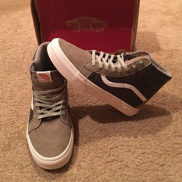 NEW Authentic Vans Sk8Hi MTE CA Women Shoes/Boots Duffel Bag/Quilted VN000316I2E