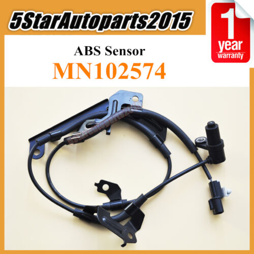 Front Right ABS Wheel Speed Sensor for Mitsubishi L200 2.5 Pajero 3.0 MN102574