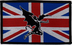 BLACK-SABBATH-Union-Jack-Flag-Cloth-Patch