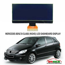MERCEDES BENZ B CLASS W245 LCD VDO DISPLAY SCREEN INSTRUMENT CLUSTER DASH NEW