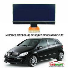MERCEDES BENZ B CLASS W245 LCD VDO DISPLAY SCREEN INSTRUMENT CLUSTER DASH NEW