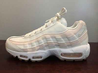 Nike Air Max 95 Women's Shoes Size 8.5 Light Pink/Guava Gum Bottom (307960  111) | eBay