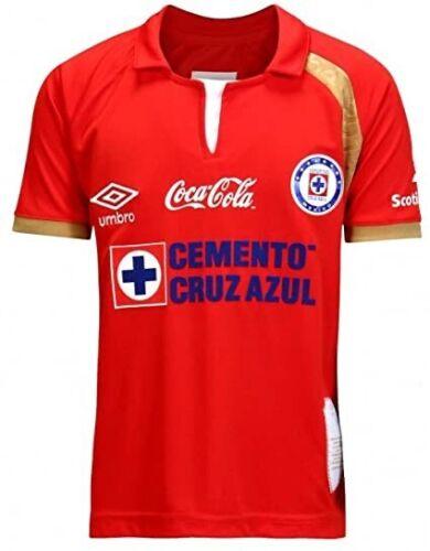 UMBRO Cruz Azul 2014 Jersey 50 Anniversario Original Nueva Med