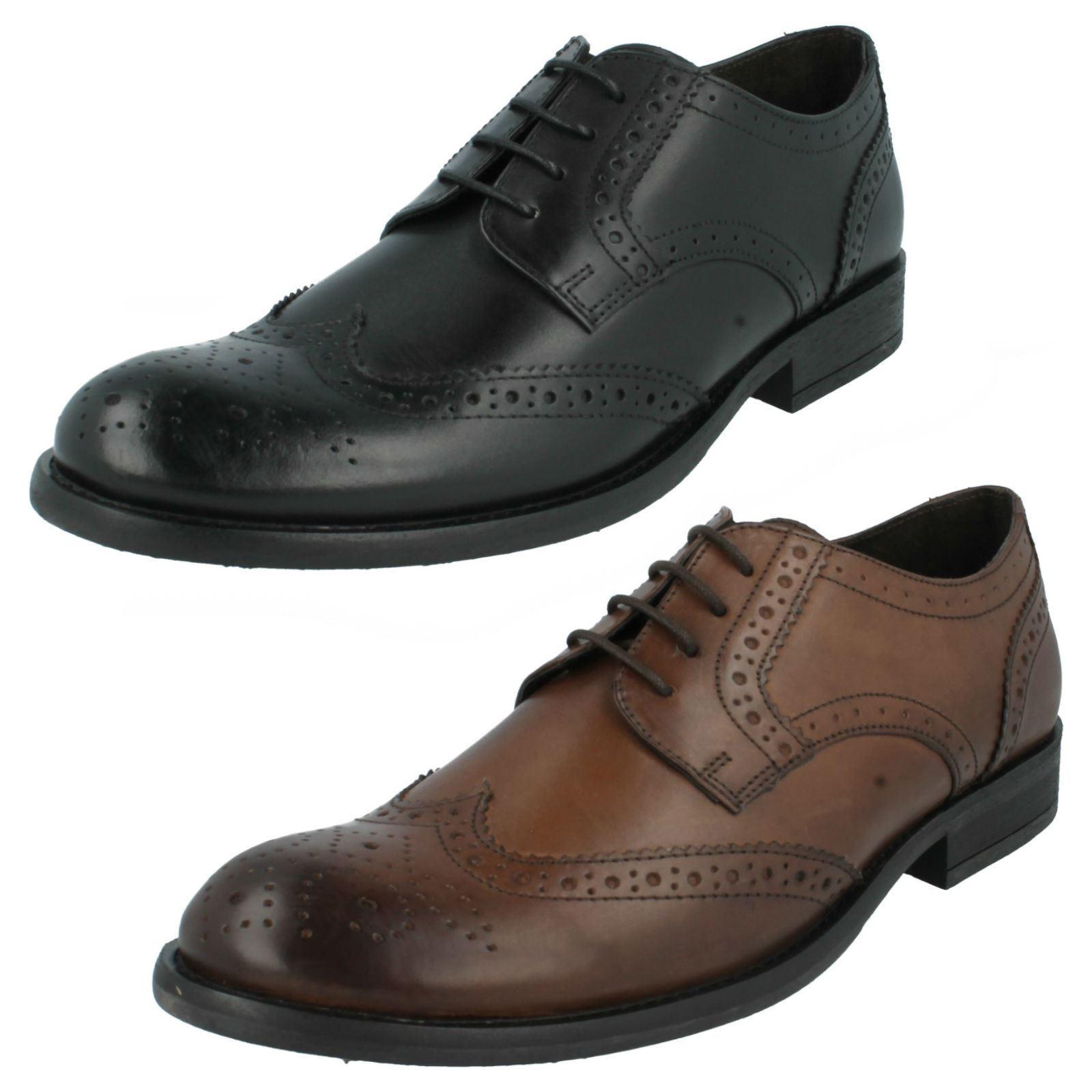 Mens Base London MTO Formal Shoes - Oak MTO London 994970
