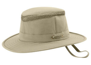 aa44b822f4c Image is loading TILLEY-AIRFLO-HAT-LTM5-KHAKI-OLIVE